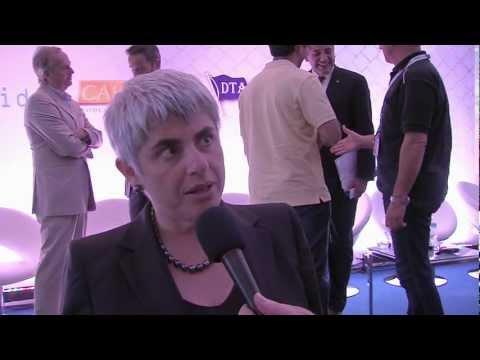 TradeWinds Shipowners Forum 2012 @ Posidonia - Angeliki Frangou
