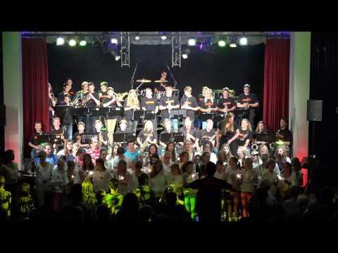 Ursulaschule Osnabrück Sommerkonzert 2014 Überraschung für Horst Hoffmann