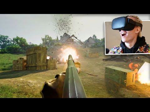 Medal of Honor: Above and Beyond On The Oculus Quest With Link Is Going To Be A Blast!