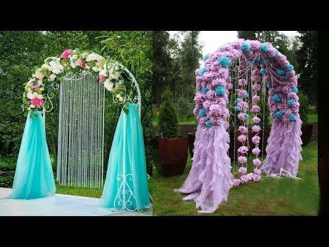 Wedding Arch Decor | Diy Wedding Arch Decoration Ideas | Arch Design | Wedding Arch