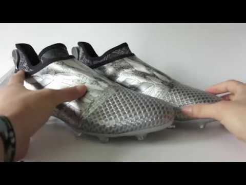innovative design 2b965 fc11b Adidas Glitch Silver Outer-skin Review