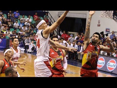 SAN MIGUEL VS. GINEBRA - Q1 | Philippine Cup 2015-2016