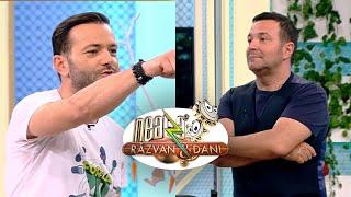 Mihai Morar si Daniel Buzdugan joaca mima la &quotNeatza cu Razvan si Dani&quot