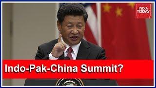 China Proposes 5C Peace Formula Amid India-Pakistan Standoff