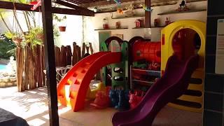 Pousada Sempre Graciosa - Brinquedoteca e Área de lazer - 3° Parte - 3/3