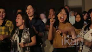 Hedi Yunus & Melly Goeslaw - Prahara Cinta & Hanya Memuji (Live) | KONSER BERDUA