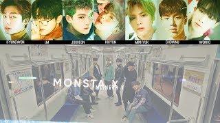 MONSTA X - Destroyer MV + Lyrics Color Coded HanRomEng