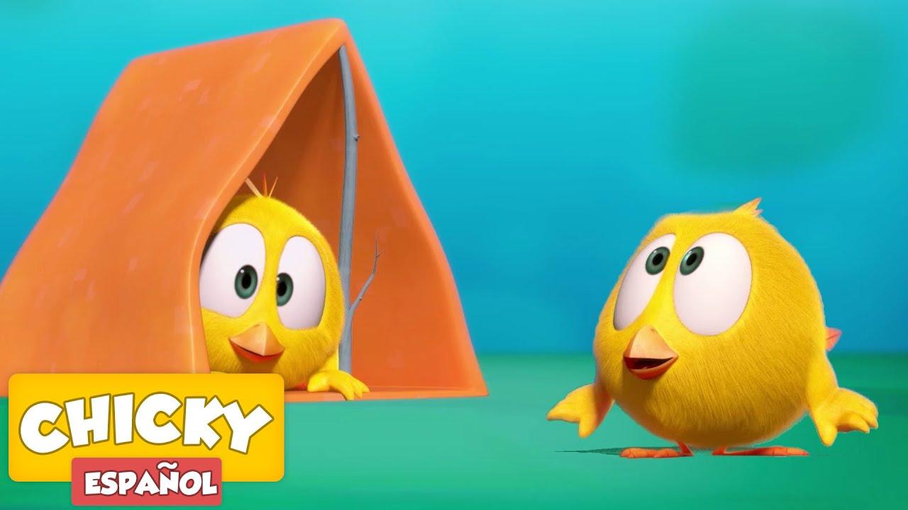 ¿Dónde está Chicky? 2020 | CHICKY DE CAMPAMENTO | Dibujos Animados Para Niños