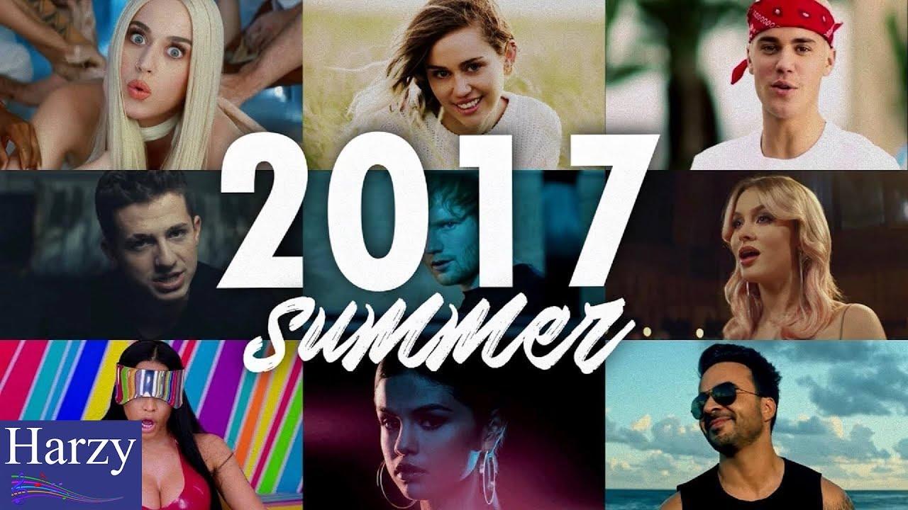 SUMMER HITS 2017 | Mashup +60 Songs | T10MO [1 Hour Version]