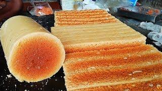 Kalakand Sweet Recipe 2018 - Milk Kalakand Barfi - How To Make Kalakand - Indian Sweets Making Video
