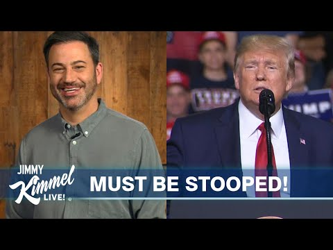 Jimmy Kimmel's Quarantine Monologue – Trump''s Back Out, COVID Sex Guidelines & NASCAR Flag Ban