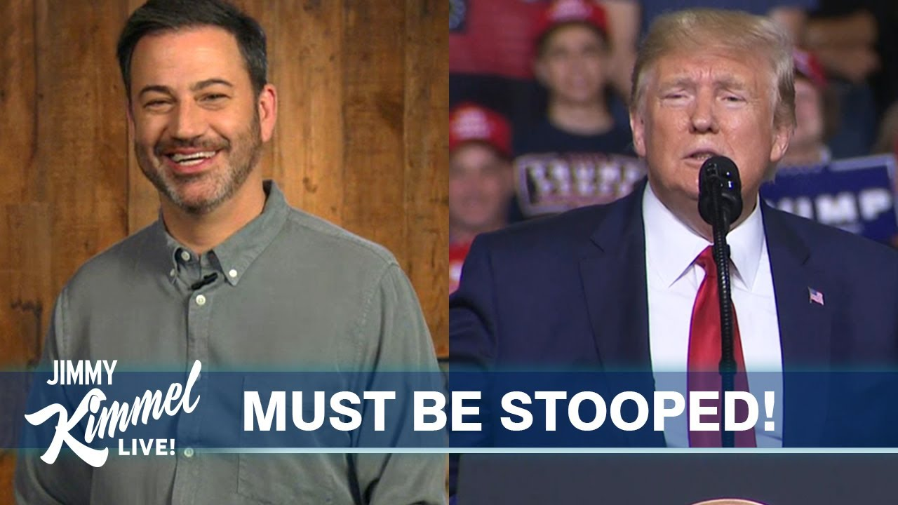Jimmy Kimmel's Quarantine Monologue – Trump's Back Out, COVID Sex Guidelines & NASCAR Flag Ban
