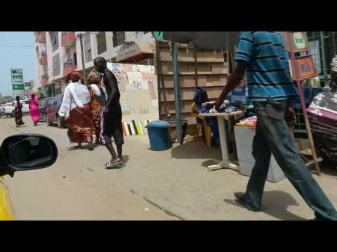 One day in Dakar Senegal 🇸🇳 19.06.17