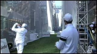 "Golfsmith & TaylorMade ""White Out"" Manhattan with Martin Kaymer & Sergio Garcia - Long Version"