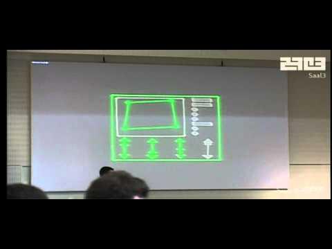 PSGroove.com - OpenLase - Chaos Communication Congress