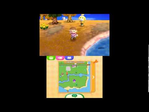 Animal Crossing New Leaf - Introduction w/English Subs