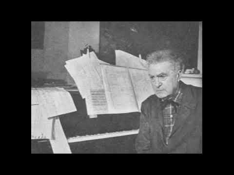 Edgard Varese: Arcana - Bernstein - NYP (1958)