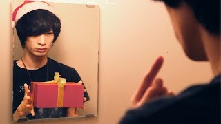 WTF!!!??? Mirror gives me MYSTERY PRESENT! | Special Christmas edition RATE