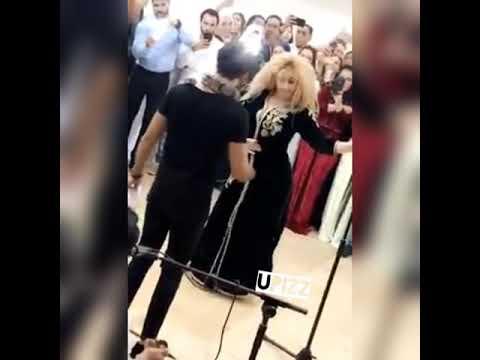 شاكيرا المغربية التي ابهرت الجميع بمهارتها في الرقص بعرس مغربي thumbnail