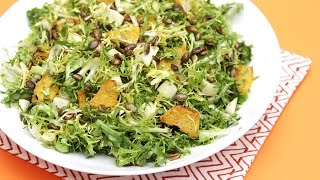 Brown butter-roasted winter squash salad  A mouthwatering salad!