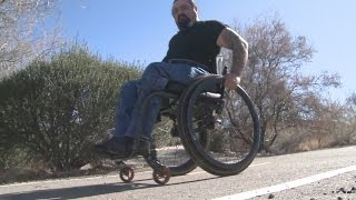 Custom wheelchair stolen from Albuquerque man