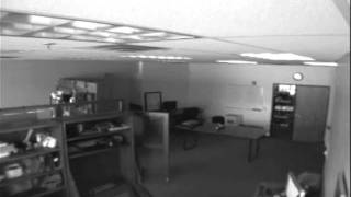 Ghost in my work office
