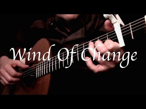 Wind Of Change (Scorpions) - Fingerstyle Guitar
