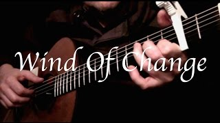 Wind Of Change (Scorpions) - Fingerstyle Guitar