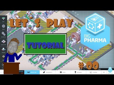 Let´s Play Big Pharma - 00 - Tutorials