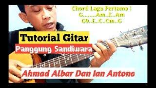 Tutorial Gitar - Panggung Sandiwara ( Ahmad Albar Feat Ian Antono )