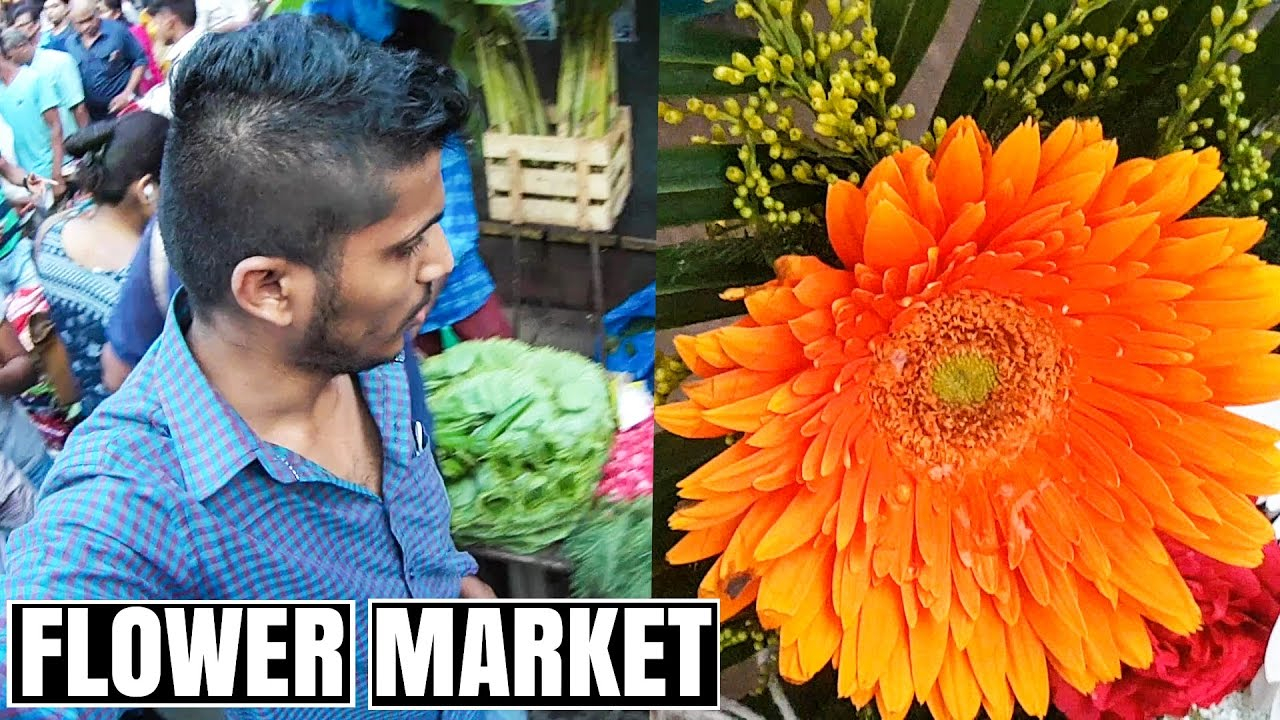 Phool Gully Dadar Best Wholesale Market For Flowersmbai India