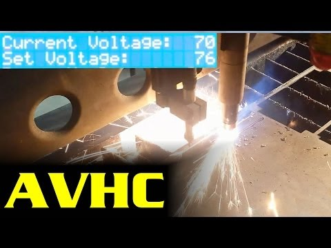 Torchmate AVHC (Arc Voltage Height Controller) -- Intro and Setup