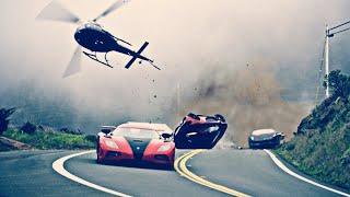 اقوى السيارات في العالم مع مطاردة الشرطة - موسيقى حماسية خرافية