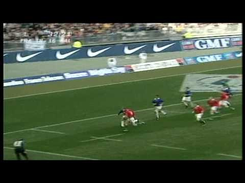 France 33-34 Wales (1999 Five Nations)