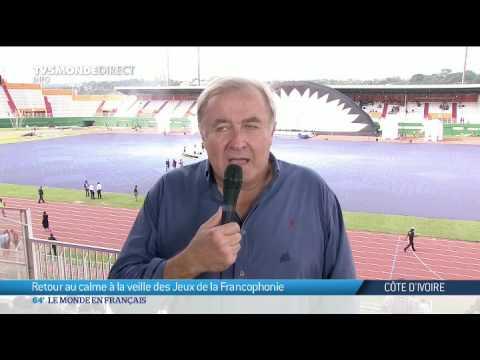 Abidjan : retour au calme à la veille des Jeux de la Francophonie