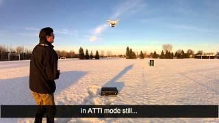 Position hold -- Atti vs GPS