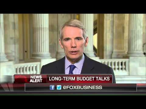 Sen. Rob Portman: We're looking at historic levels of debt