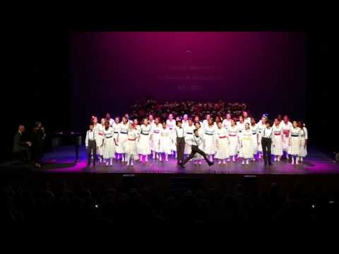 YOUNG PEOPLE'S CHORUS OF NEW YORK CITY (USA) Cantonigròs 2017