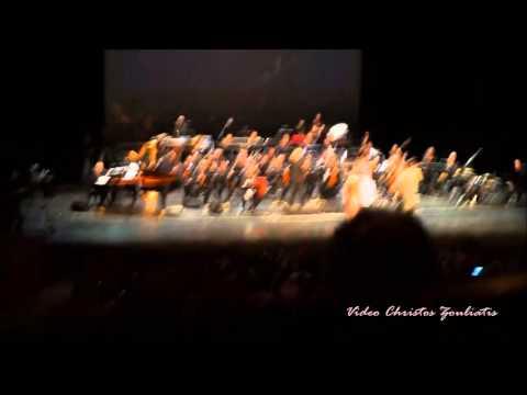 Natalia Soledad Petsalis/Tango/Ορχήστρα Σύγχρονης Μουσικής ΕΡΤ