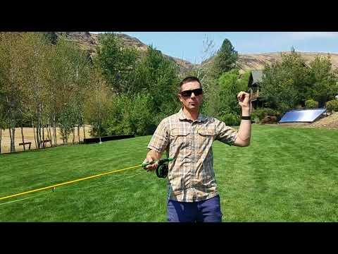 #1 Tip and Video to Build a Long Distance Fly Cast - Start With a Rod Tip Raise