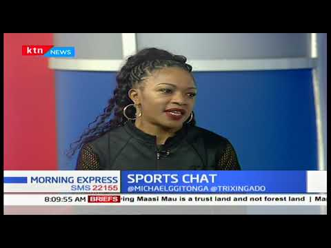 Body building as a sport in Kenya | SPORTS CHAT