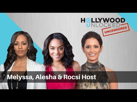 Melyssa, Rocsi & Alesha Let Listeners Spit Their Best Game on Hollywood Unlocked UNCENSORED