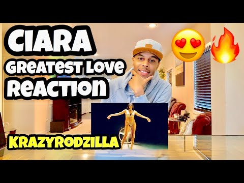Ciara - Greatest Love Music Video Reaction