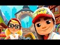 SUBWAY SURFERS Zurich - Jake & Tricky - Subway Surfers World Tour 2019