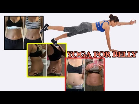 Yoga Exercises To Lose Belly Fat For Women At Home
