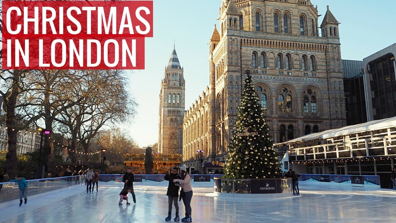 Christmas Ice Skating London.Christmas In London 2019 Guide For Things To Do