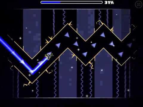 Geometry Dash - Sad Machine by: TamaN (3 coins)
