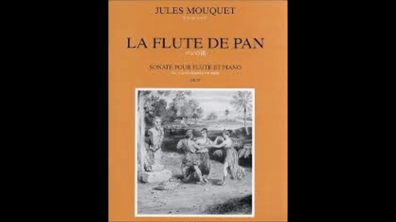 Jules Mouquet. La flute de pan No.1 - YouTube