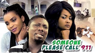 SOMEONE CALL 911  GHANA TWI MOVIES  NANA AMA BILL ASAMOAH
