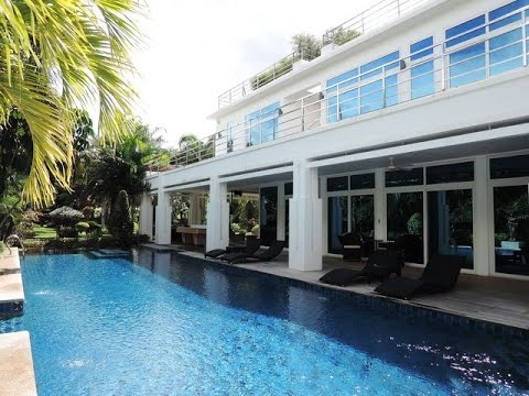 House for sale Pattaya on Phoenix Golf Course